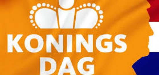 KONINGSDAG 27APRIL
